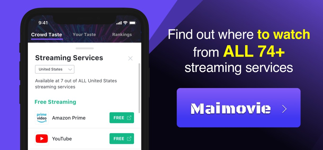 movies in streaming services