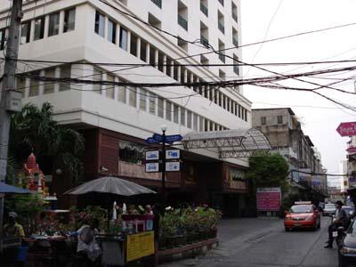 バンコクのホテル Silom City Inn