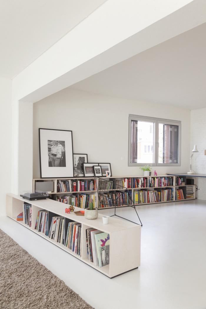 7 Conseils Pour Amenager Un Mur En Bibliotheque Le Blog Deco De L Atelier Maison Allaert