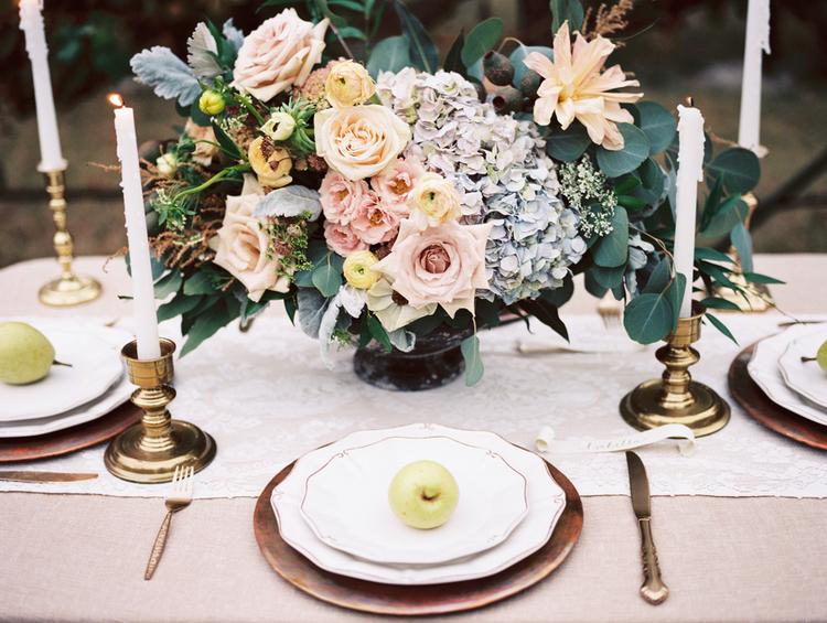 5 conseils pour une déco de table romantique