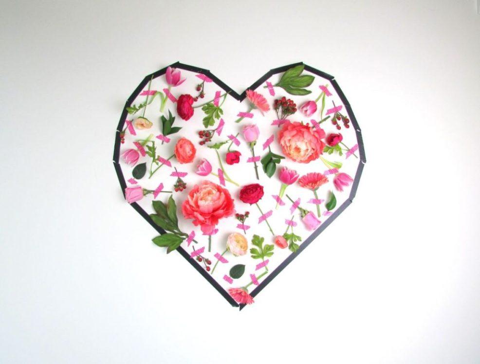 5 idées déco de Saint Valentin à faire soi-même