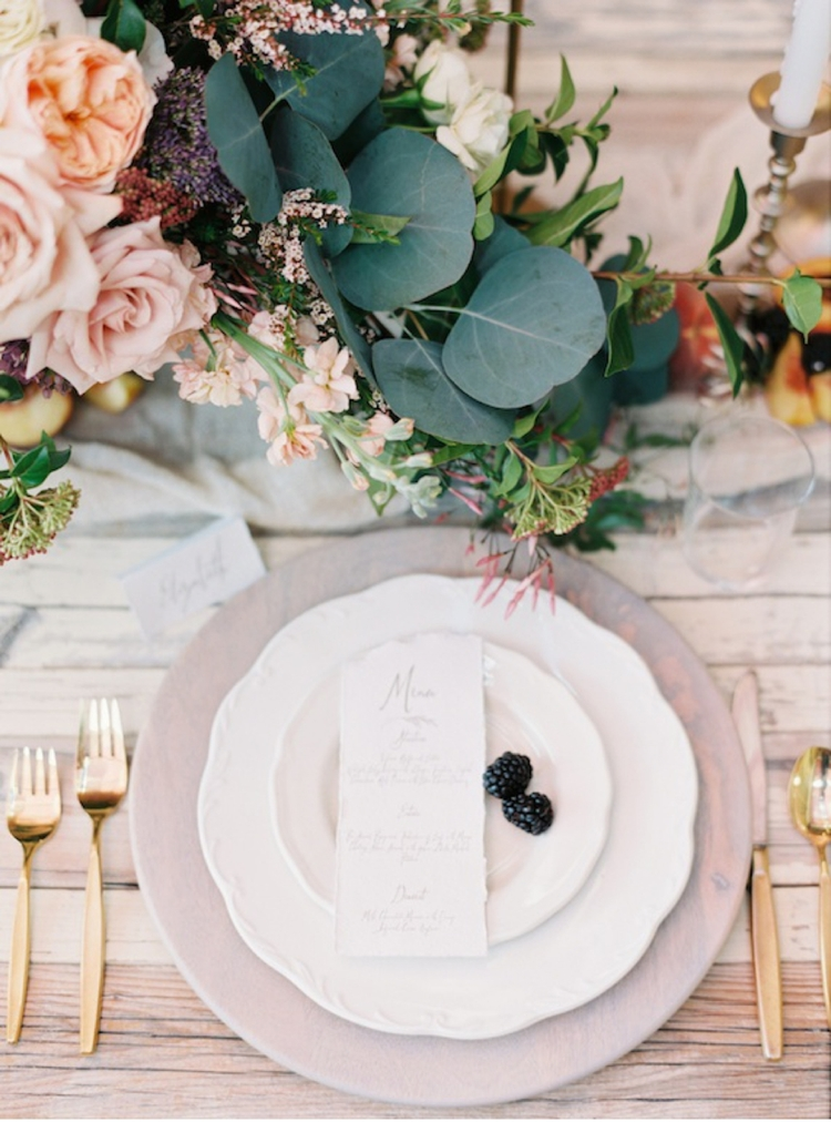 5 conseils pour créer une table romantique