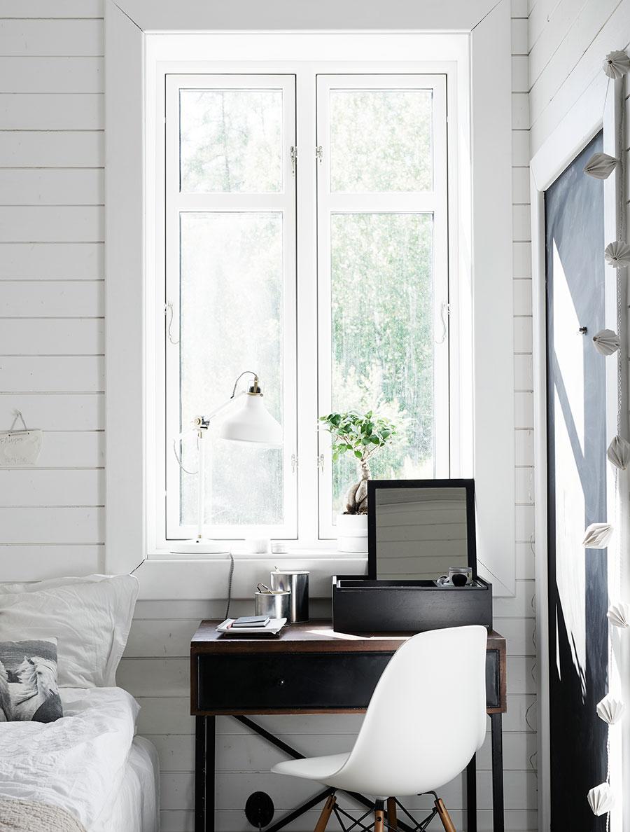 Une déco scandinave pour un bureau chez soi