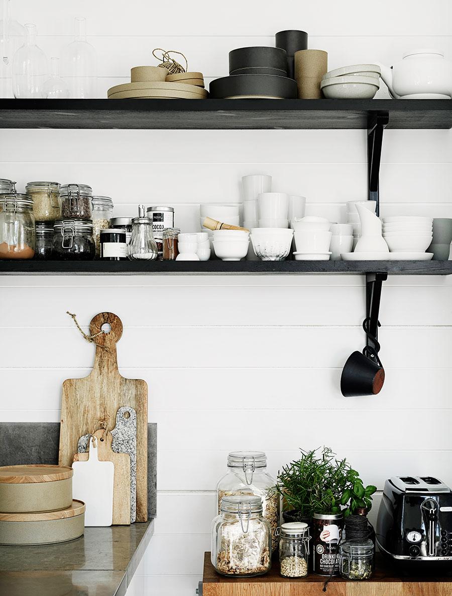 Une déco scandinave et minimaliste dans la cuisine
