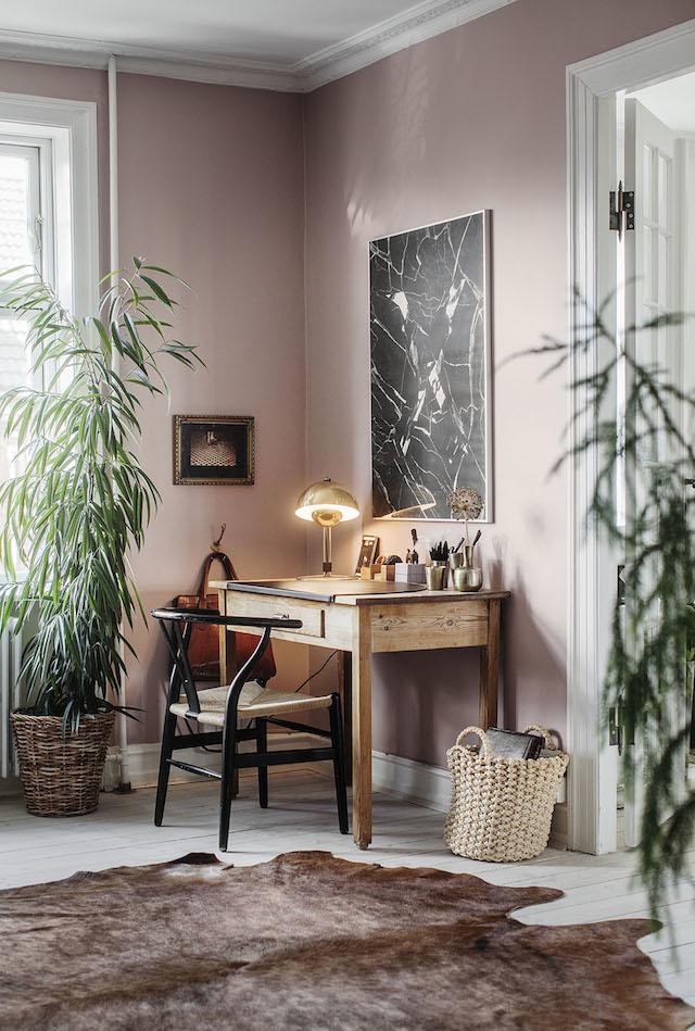 Comment créer une décoration cosy pour un coin bureau