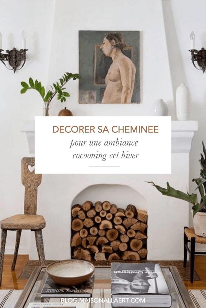 Comment décorer sa cheminée
