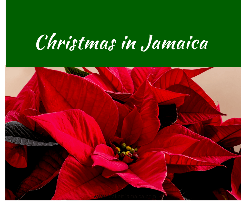 how does jamaica celebrate christmas