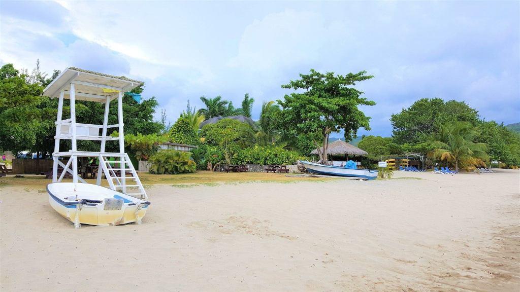 Beaches in Jamaica: Big Beach