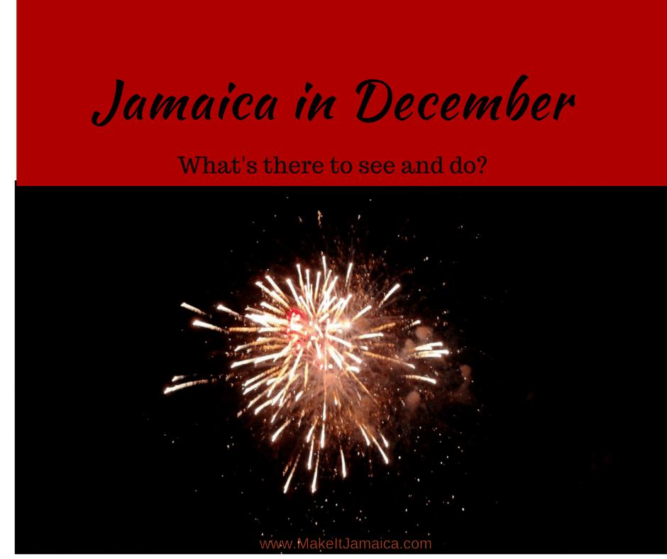 Jamaica in December