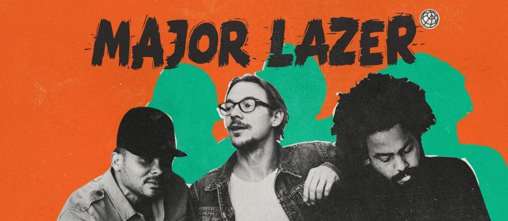 Major Lazer and Friends