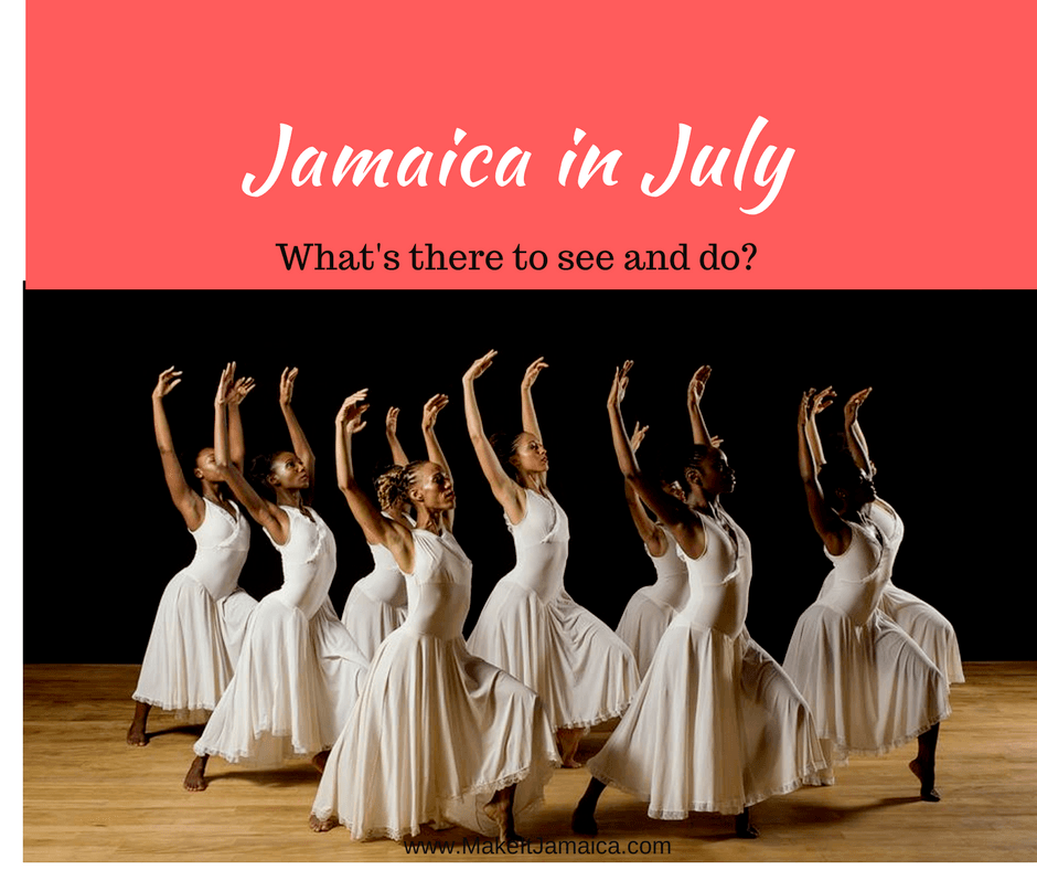 Events in Jamaica in July