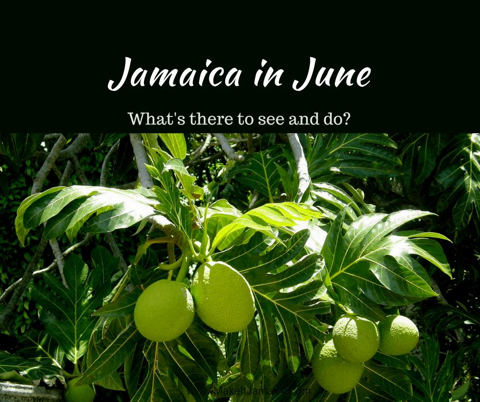 Events in Jamaica in June
