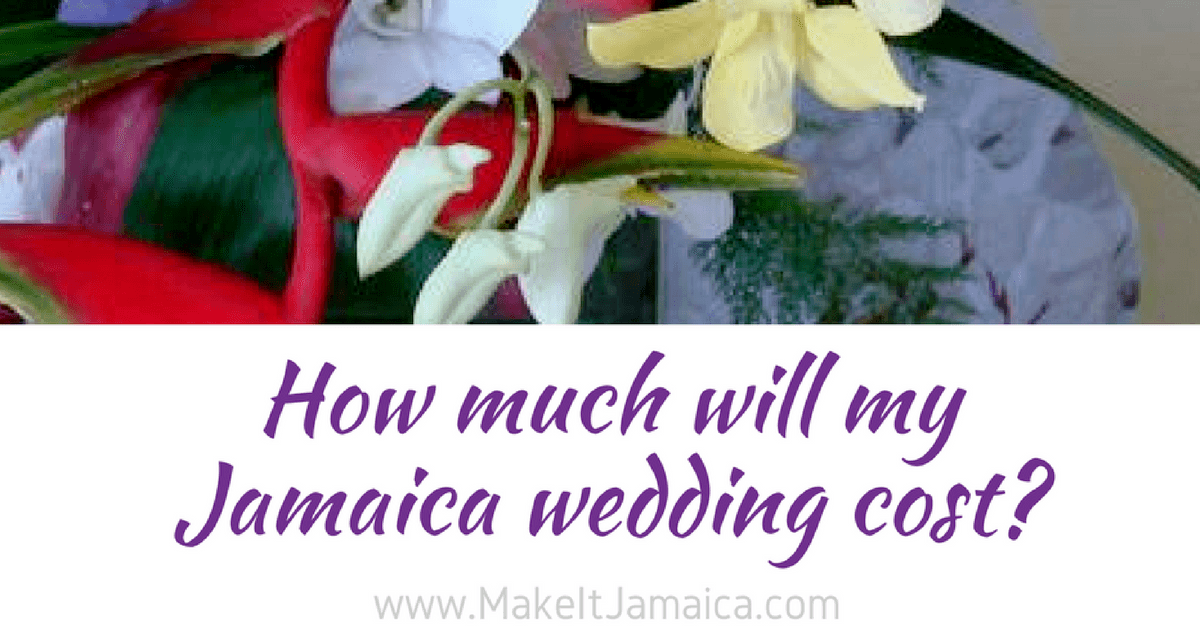 Jamaica villa weddings how much will my wedding in jamaica cost how much will my jamaica wedding cost junglespirit Image collections