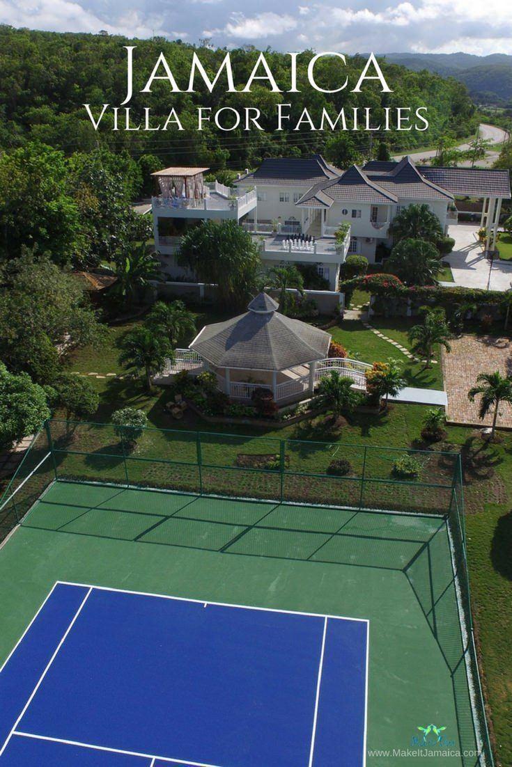 Jamaica villa for families - Book now