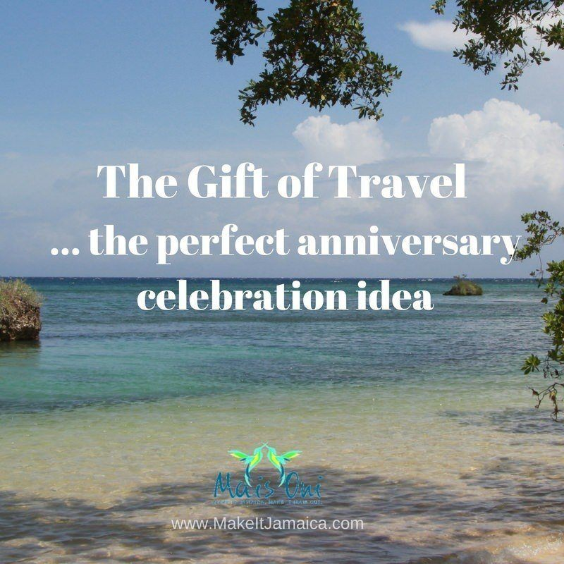 The Gift of Travel - The Perfect Anniversary Celebration Idea for Parents