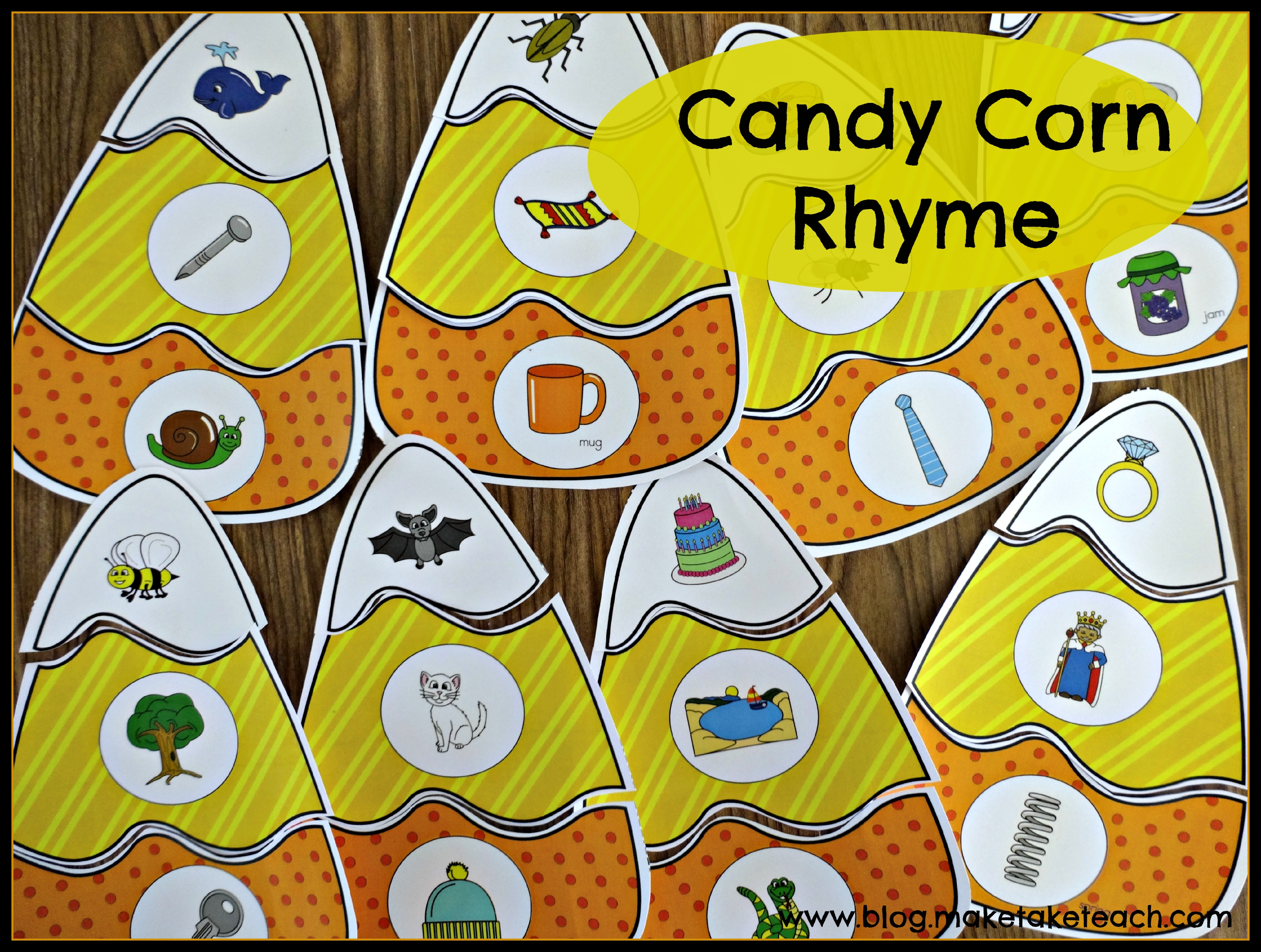 The Importance Of Teaching Rhyme