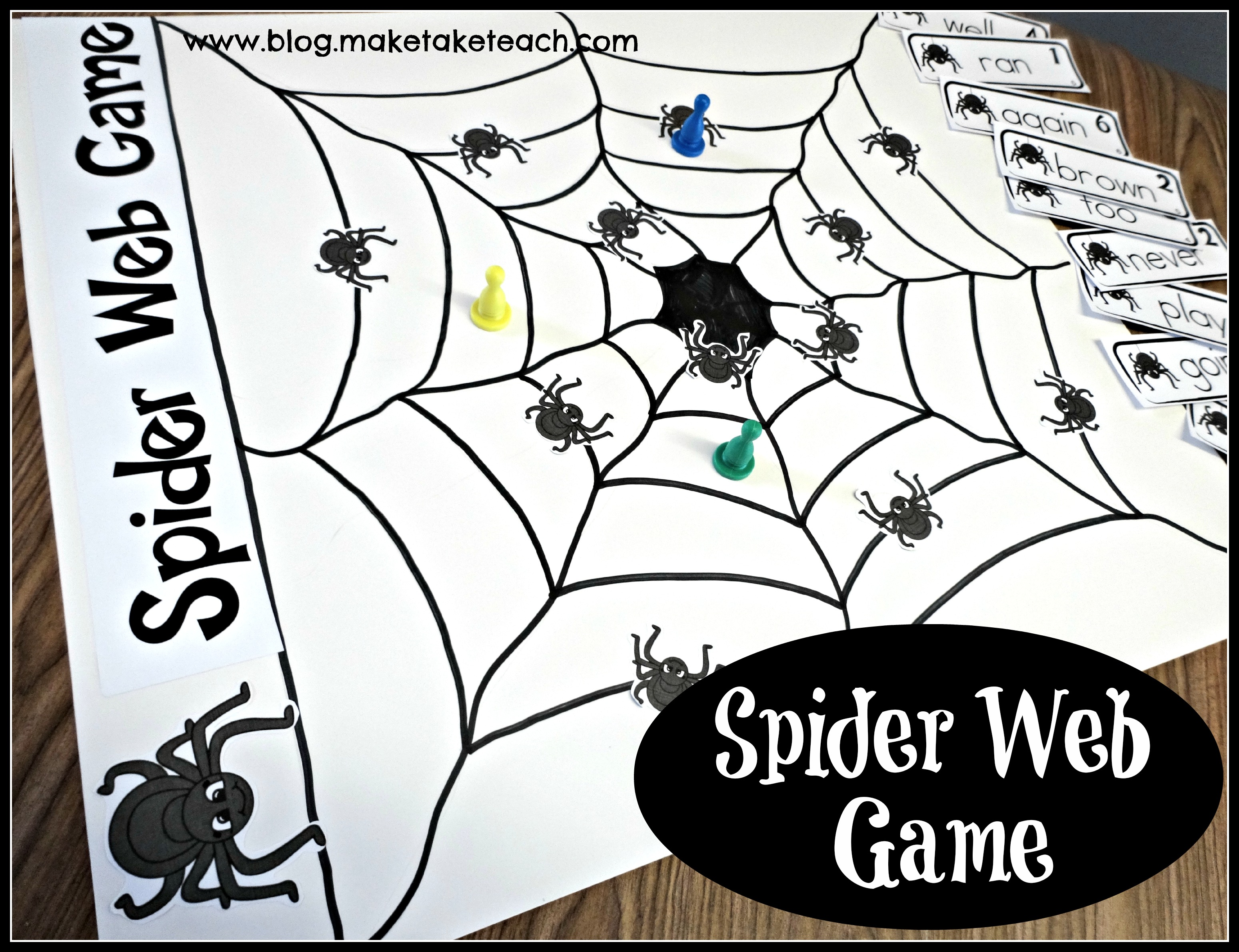 Halloween Themed Activities Perfect For Centers