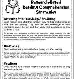 Fostering Thoughtful Literacy - Make Take \u0026 Teach [ 1036 x 802 Pixel ]