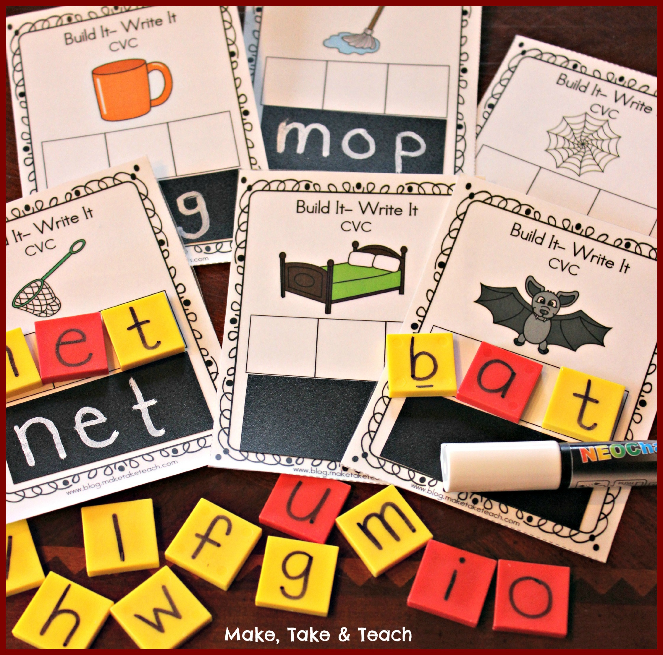 3 Freebies For Teaching And Practicing Short Vowels And