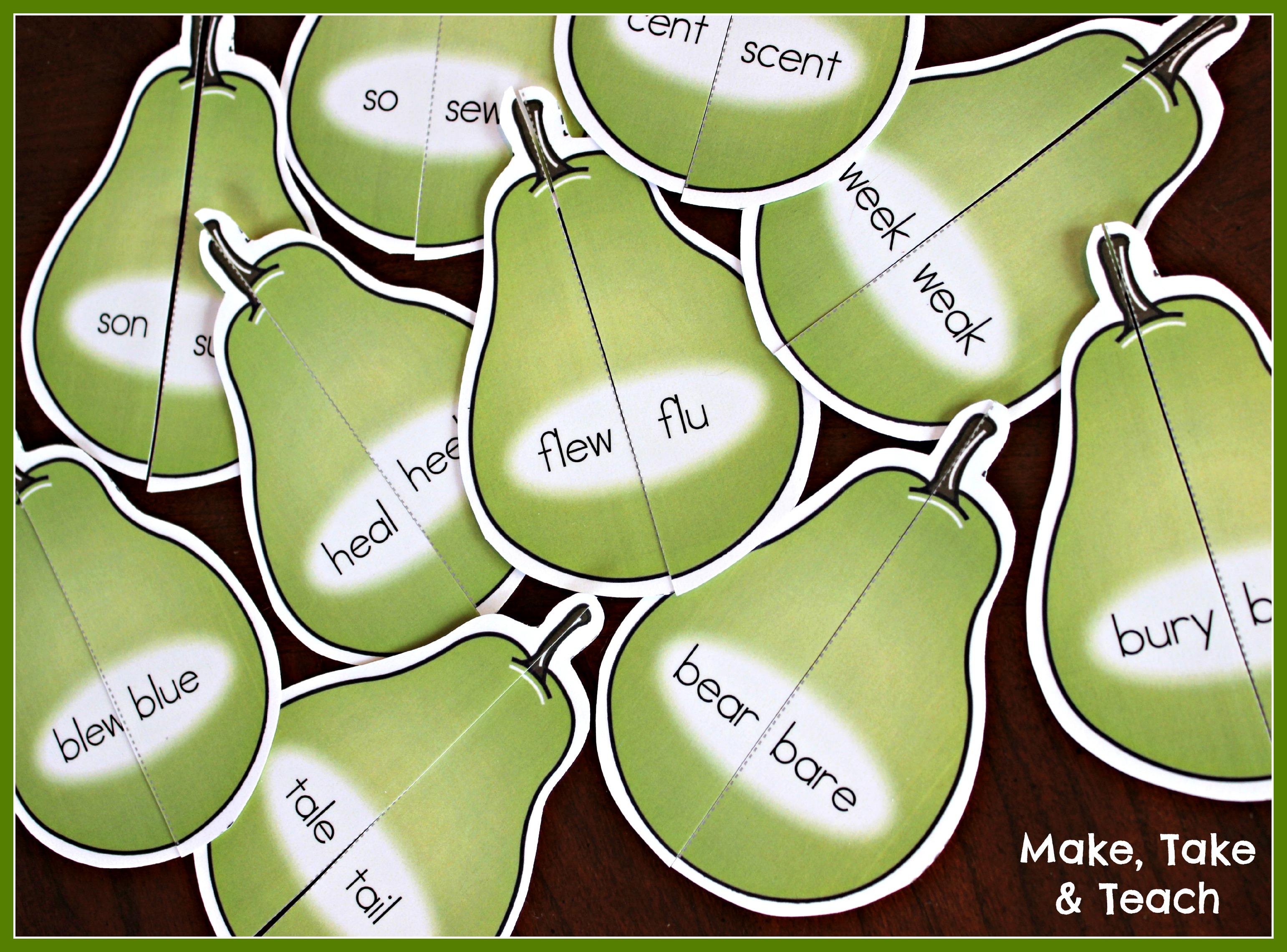10 Engaging Activities For Teaching Homophones