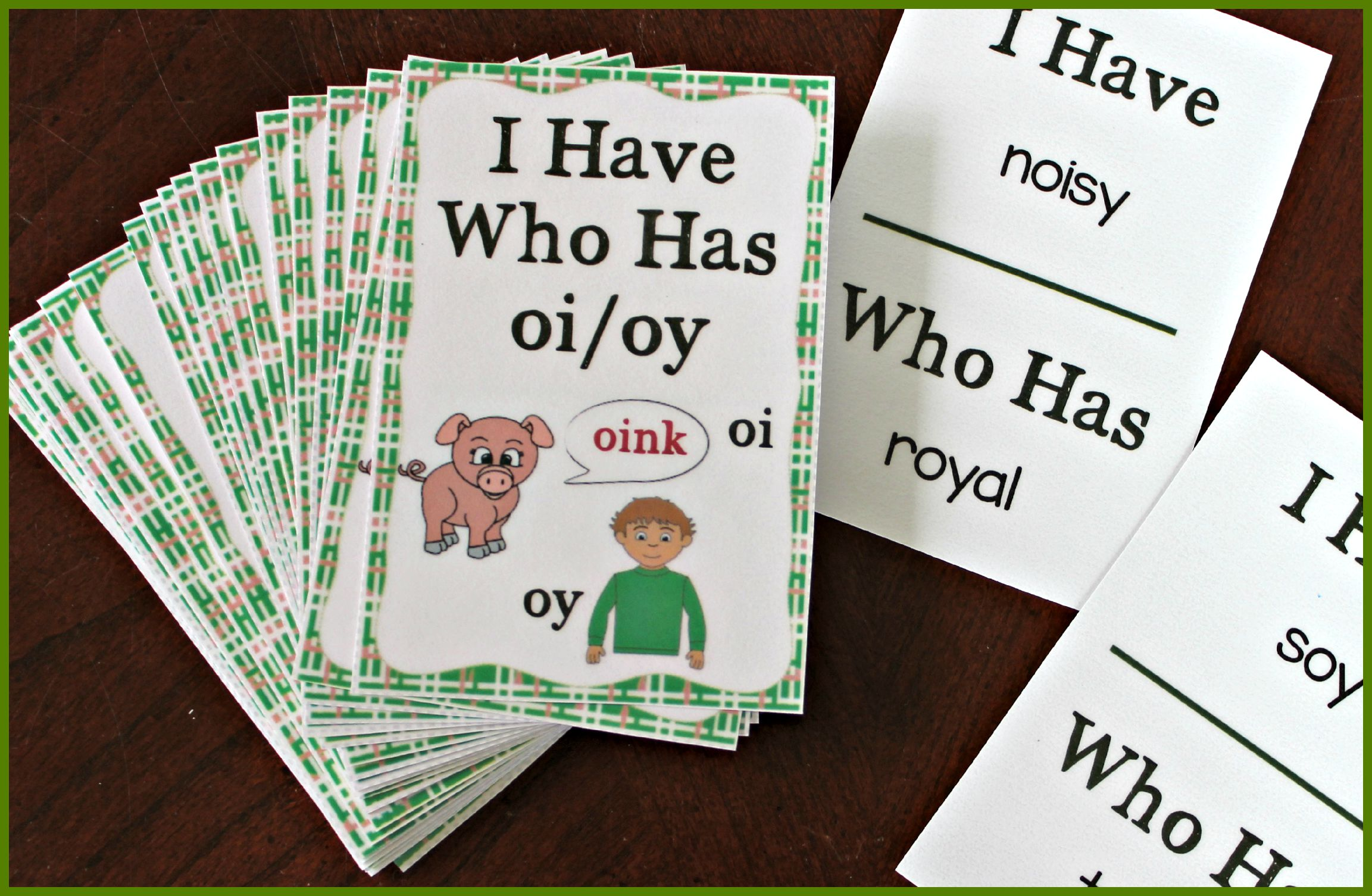 Oa Ow Oe File Folder Word Sorting Activity Great Way To