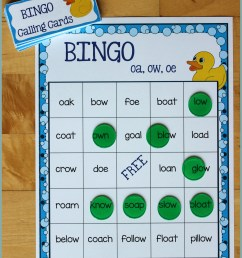Activities for Teaching the oa/ow/oe Digraphs - Make Take \u0026 Teach [ 2613 x 2095 Pixel ]