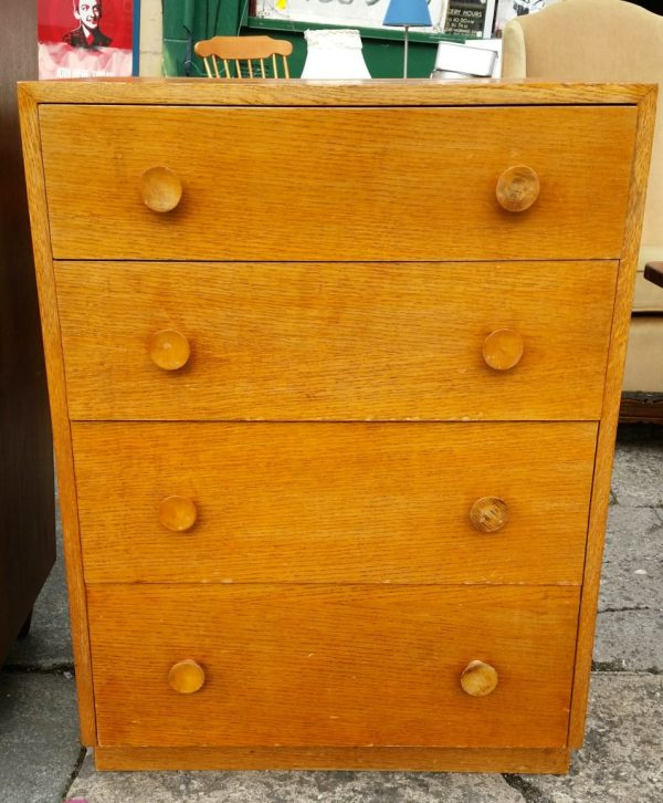 1960's chest drawers
