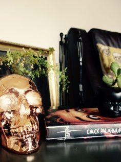 Montel - the copper skull