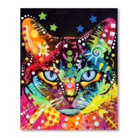 Cat II by Dean Russo Graphic Art by Americanflat