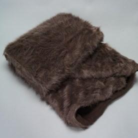 Fake Fur Throw by Fjørde & Co