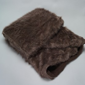 Fake Fur Throw by Fjørde & Co