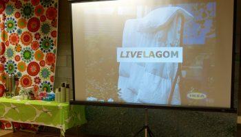 My #LiveLAGOM Wishlist - making spaces