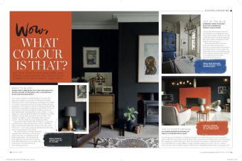 At Home Magazine, April 2016