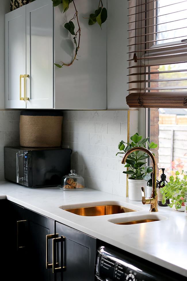 bronze-sink
