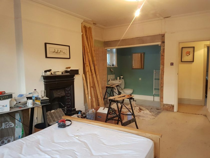 Renovating an Edwardian Property