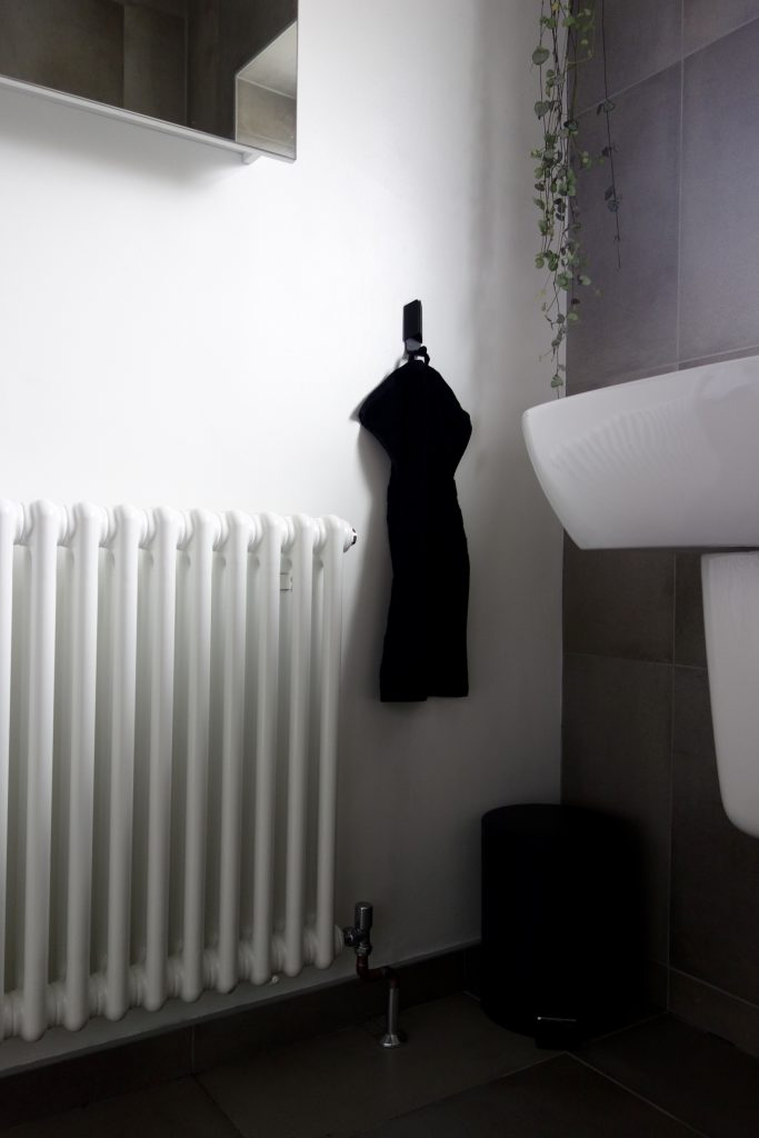 Radiator pipework