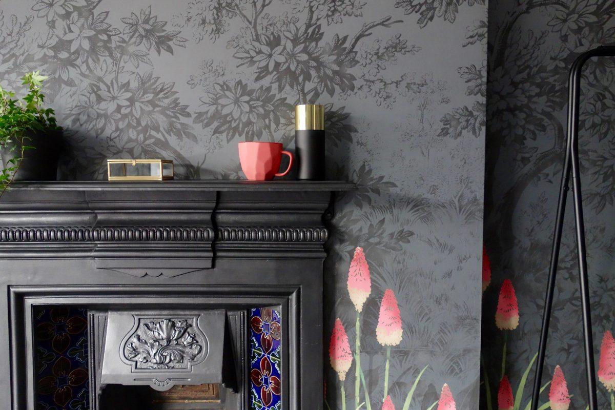 The Upper Brook Street Bedroom - Pre-Reveal