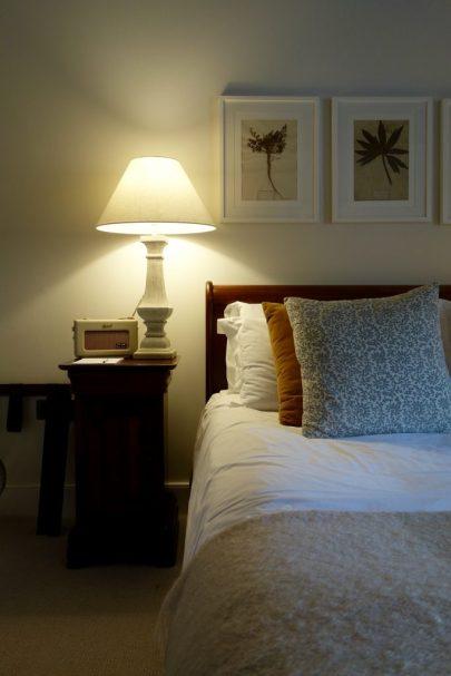 Bedside Lighting and Roberts Radio