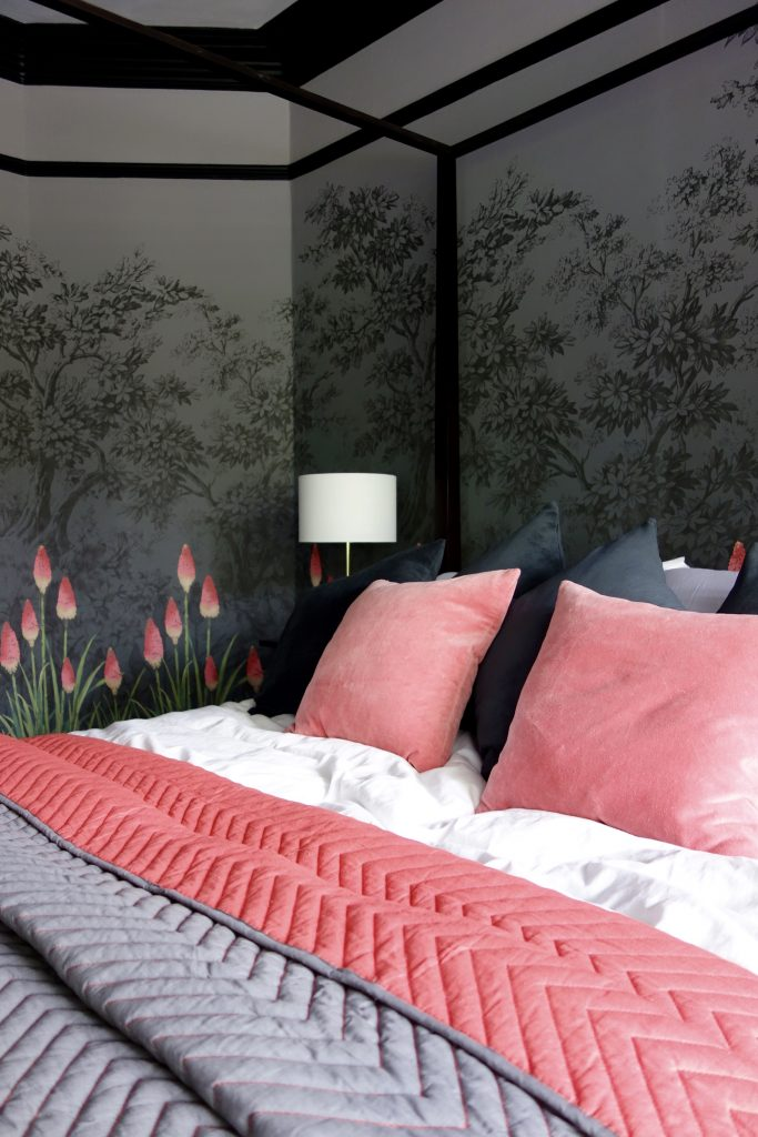 Final Reveal - The Upper Brook Street Bedroom Project by Making Spaces