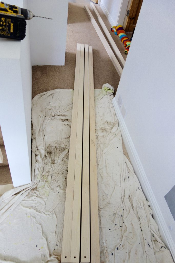 Birch Plywood Spindles