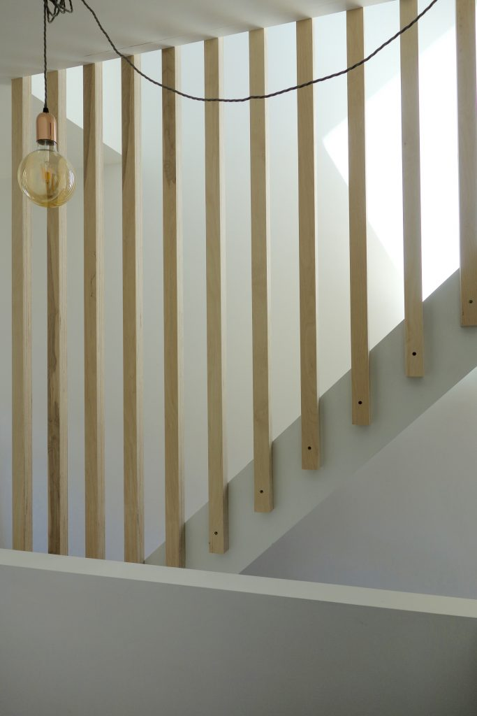Full height ply spindles