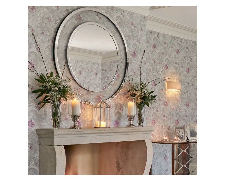 The Elusive Round Mirror Why Sometimes They Re The