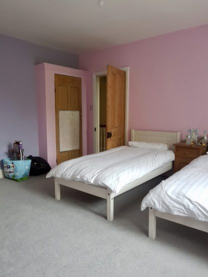 guest bedroom 4 - before