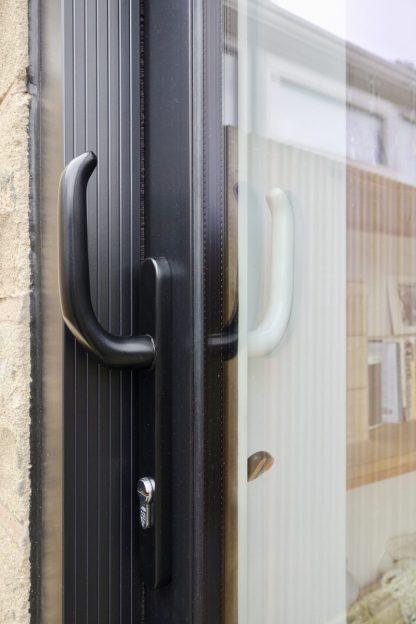 Dual Colour Aluminium Sliding Door