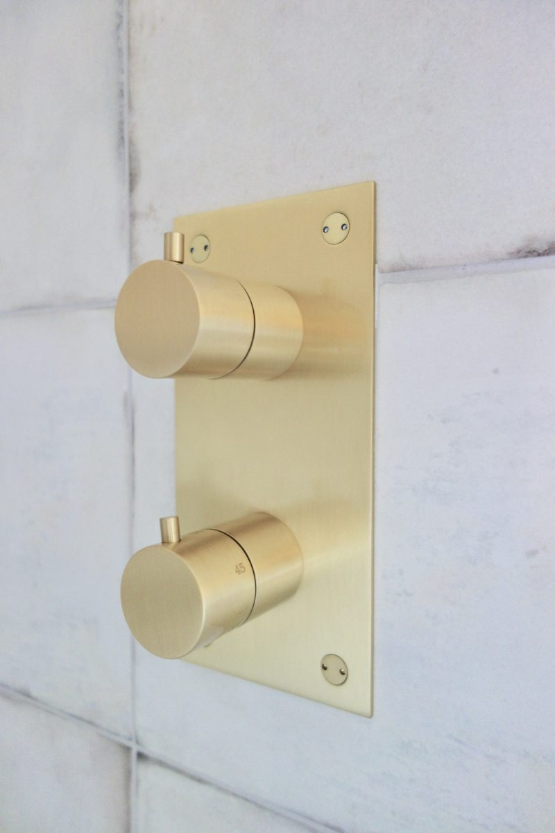 Living House Brass Shower Valve