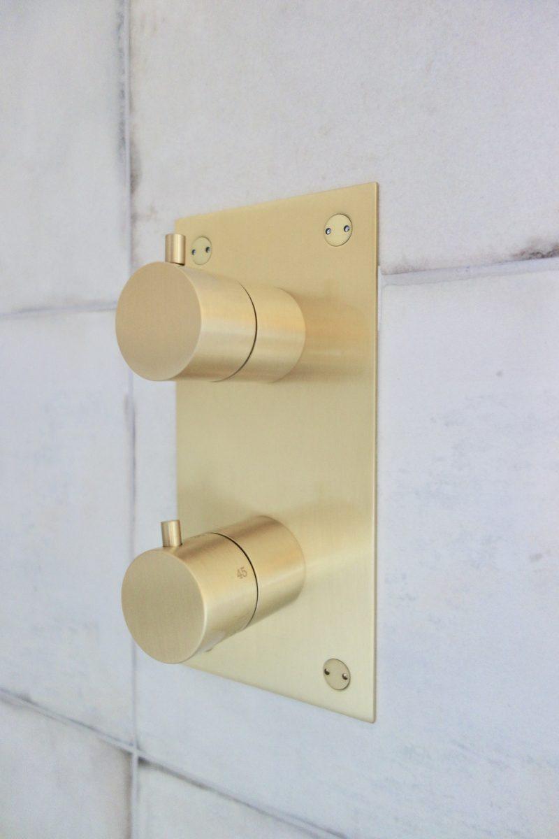 Living House Brass Shower Valve