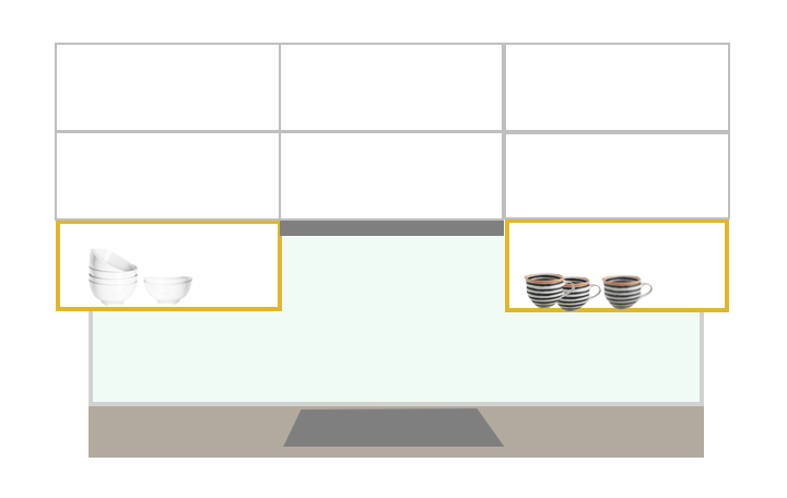 Wall cabinet plan