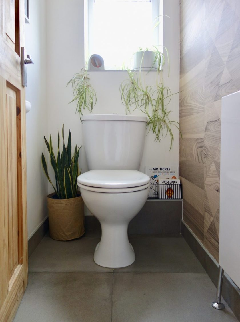 Making Spaces WC Make over
