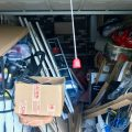 Integral Garage Conversion - Before