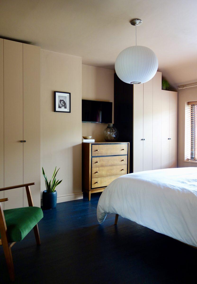 Making Spaces Nude Bedroom